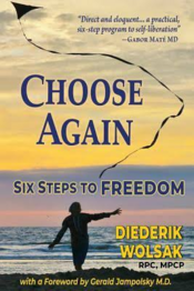 Choose Again book